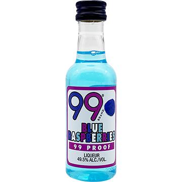 99 Blue Raspberries Liqueur
