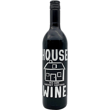 House Wine Dark Cabernet Sauvignon 2015