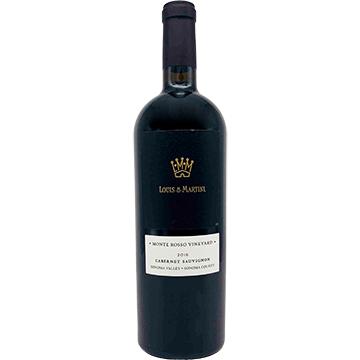 Louis M. Martini Monte Rosso Cabernet Sauvignon 2016