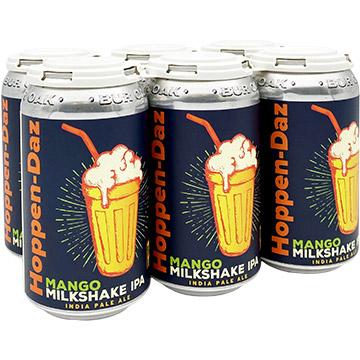 Bur Oak Hoppen-Daz Mango Milkshake IPA