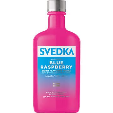 Svedka Blue Raspberry Vodka