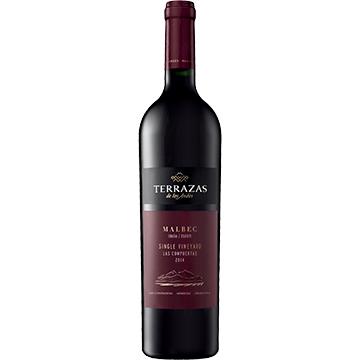 Terrazas de los Andes Single Vineyard Las Compuertas Malbec 2014