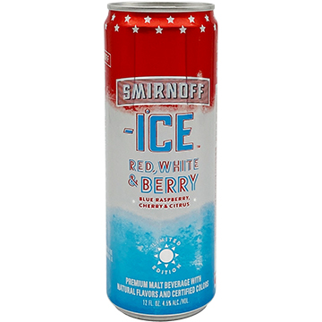 Smirnoff Ice Red, White & Berry