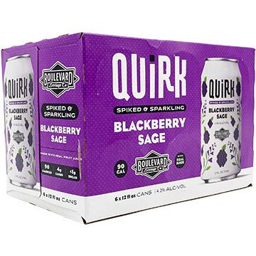 Boulevard Quirk Blackberry Sage