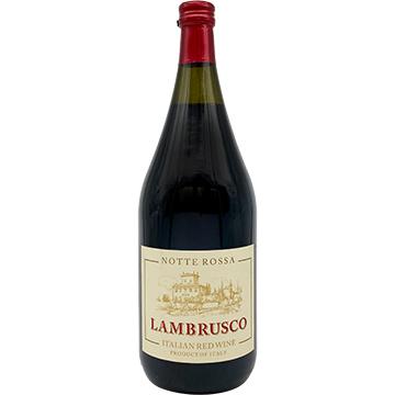 Notte Rossa Lambrusco