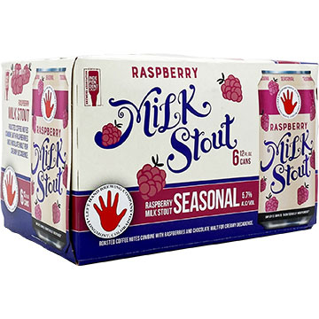 Left Hand Raspberry Milk Stout