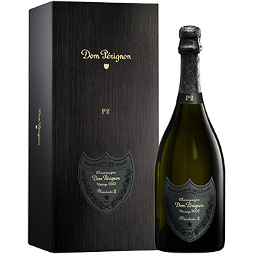 Dom Perignon P2 Plenitude Brut 2002 Gift Box