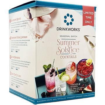 Drinkworks Summer Solstice Cocktails Variety Pack