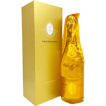 Louis Roederer Cristal Brut 2012 Gift Box