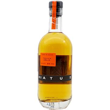 Hiatus Anejo Tequila