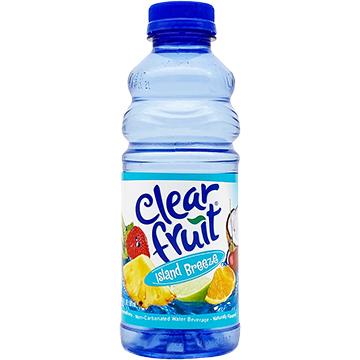 Clear Fruit Island Breeze Water