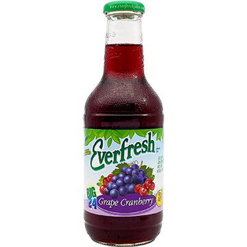 Everfresh Grape Cranberry Juice