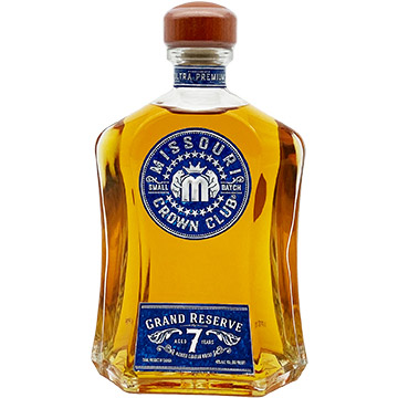 Missouri Crown Club Canadian Whiskey