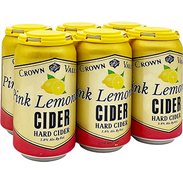 Crown Valley Pink Lemonade Cider