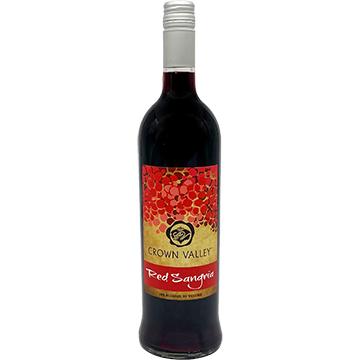 Crown Valley Winery Red Sangria