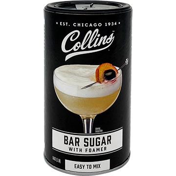Collins Bar Sugar with Foamer