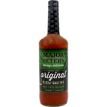 Major Peters Original Bloody Mary Mix