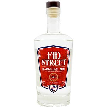 Fid Street Hawaiian Gin