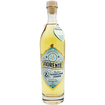 Fiorente Elderflower Liqueur