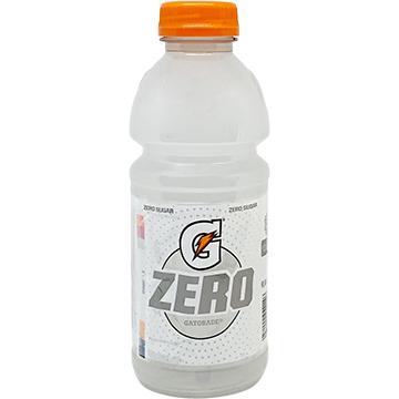 Gatorade Zero Glacier Cherry