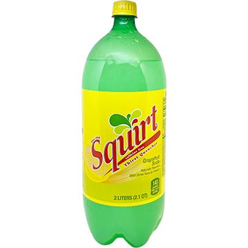 Squirt Grapefruit Soda