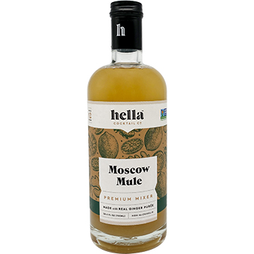 Hella Moscow Mule Cocktail Mixer