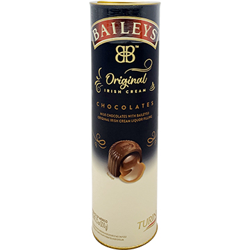 Turin Milk Chocolates filled with Bailey's Liqueur