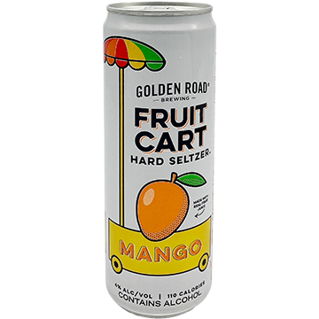 Golden Road Fruit Cart Mango