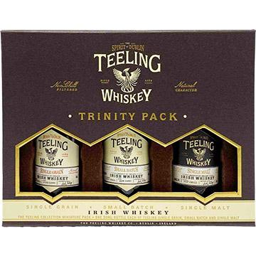 Teeling Whiskey Trinity Gift Pack
