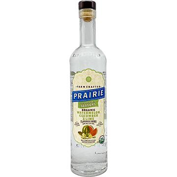 Prairie Organic Watermelon, Cucumber & Lime Vodka