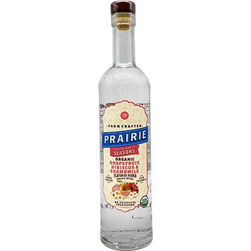 Prairie Organic Grapefruit, Hibiscus & Chamomile Vodka
