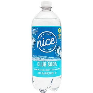 Nice! Club Soda