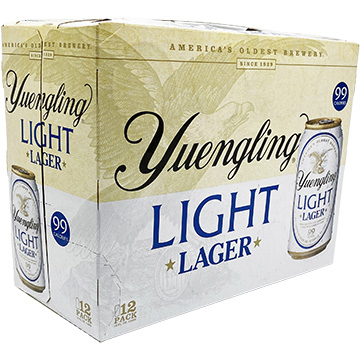 Yuengling Light Lager