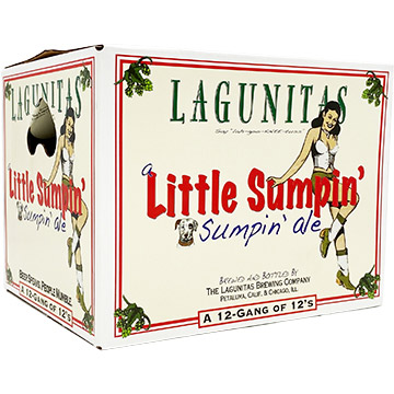 Lagunitas A Little Sumpin' Sumpin' Ale