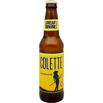 Great Divide Colette Farmhouse Ale