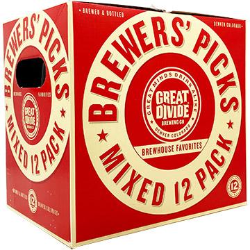 Great Divide Brewer's Picks