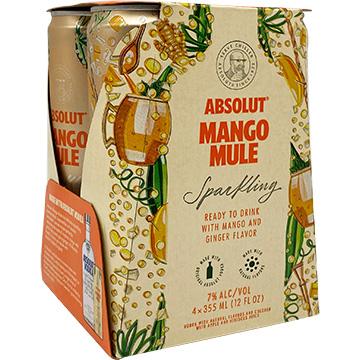 Absolut Cocktail Mango Mule