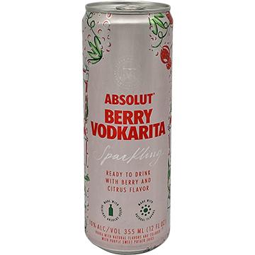 Absolut Cocktail Berry Vodkarita
