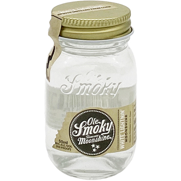 Ole Smoky White Lightnin' Moonshine Tennessee Whiskey