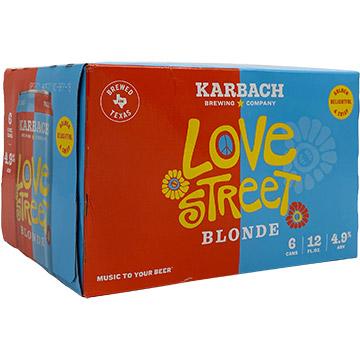 Karbach Brewing Co. Love Street
