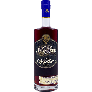 Jeptha Creed Blueberry Vodka