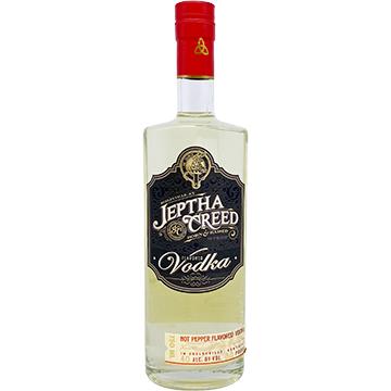 Jeptha Creed Hot Pepper Vodka
