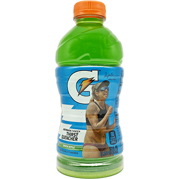 Gatorade Fierce Thirst Quencher Green Apple
