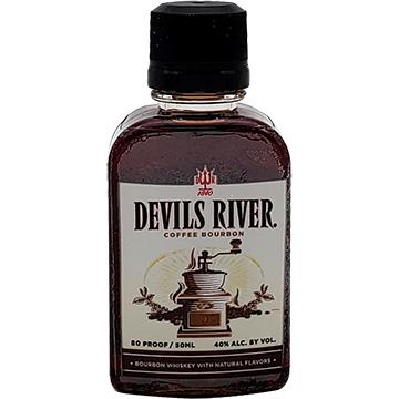 Devils River Coffee Bourbon Whiskey