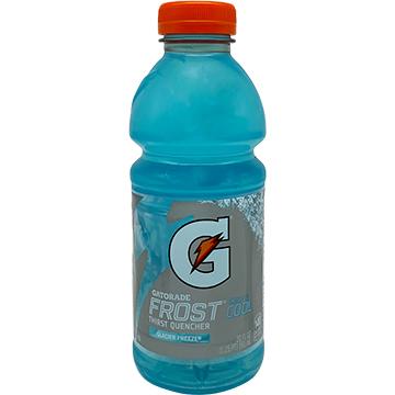 Gatorade Frost Thirst Quencher Glacier Freeze