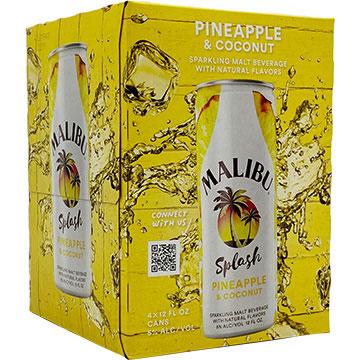 Malibu Splash Pineapple & Coconut