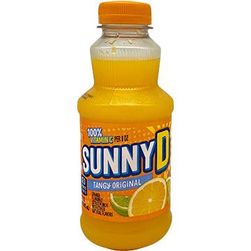 SunnyD Tangy Original