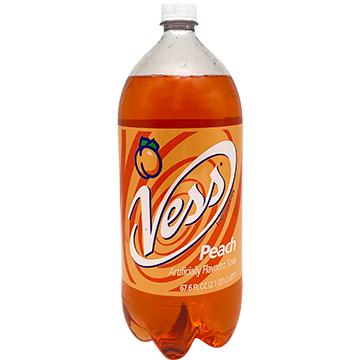 Vess Peach Soda