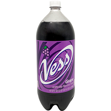 Vess Grape Soda