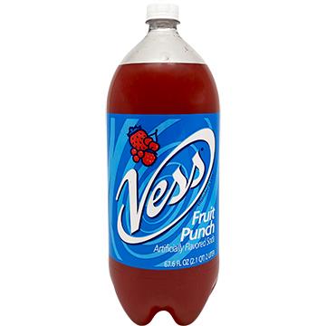 Vess Fruit Punch Soda